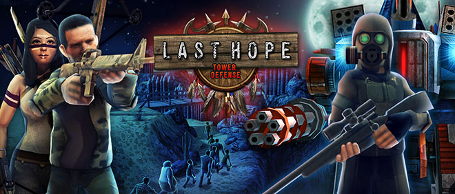 Last Hope - Tower Defense v3.1 – полная версия