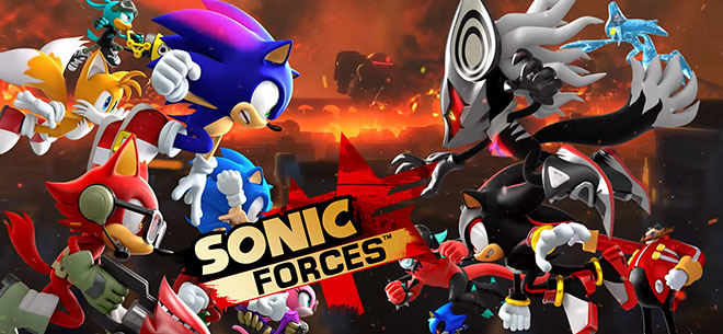 Sonic Forces v1.04.79 + 6 DLC на русском – торрент