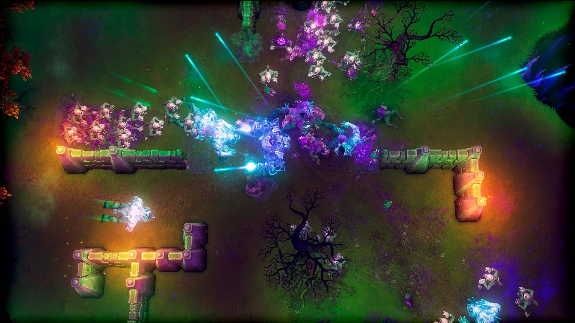 Tesla vs Lovecraft [v1.0.3] | PC | RePack от VseTop