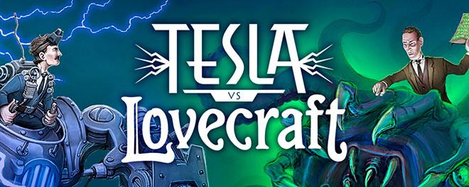 Tesla vs Lovecraft v1.0.3 – полная версия на русском