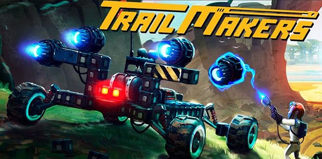 Trailmakers v0.5.0.13617 – игра на стадии разработки