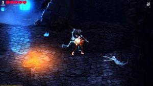 The Terrible Beast from the East v0.7.0 - игра на стадии разработки