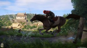 Kingdom Come: Deliverance v1.7.1 на русском – торрент