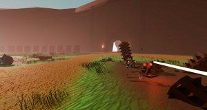 Defection v010418 - игра на стадии разработки