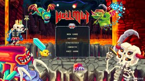 Hellmut: The Badass From Hell v1.3.1 – на русском