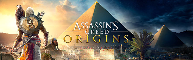 Assassin's Creed: Origins v1.2.1 + DLC – торрент
