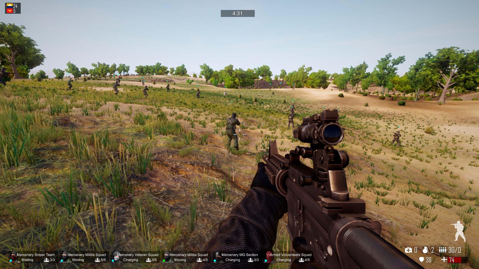 Freeman: Guerrilla Warfare [v0.131] | PC | RePack от VseTop