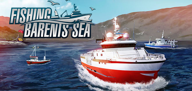 Fishing: Barents Sea v1.1 на русском – торрент
