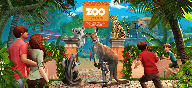 Zoo Tycoon: Ultimate Animal Collection – торрент