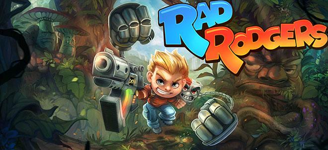 Rad Rodgers v1.5 – полная версия