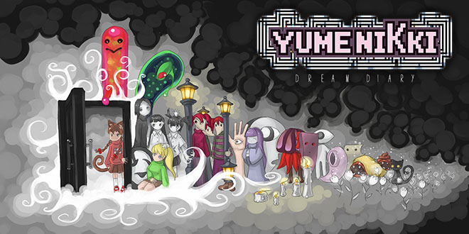 Yume Nikki: Dream Diary на русском - торрент