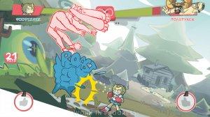 Subscribe & Punch! v0.5 – игра на стадии разработки