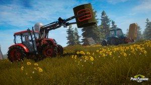 Pure Farming 2018 v1.1.4 + 11 DLC на русском – торрент