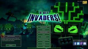 8-Bit Invaders! v0.93.662390 - полная версия на русском