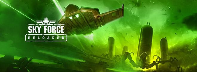 Sky Force Reloaded v2417447 – полная версия на русском