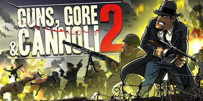 Guns, Gore & Cannoli 2 v1.0.4 – полная версия на русском
