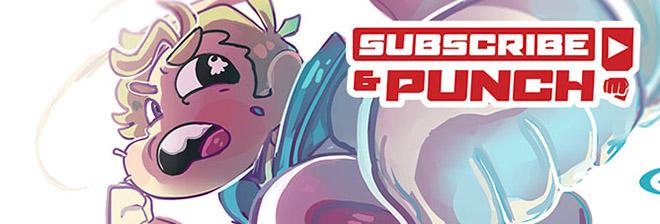 Subscribe & Punch! v0.4 – игра на стадии разработки