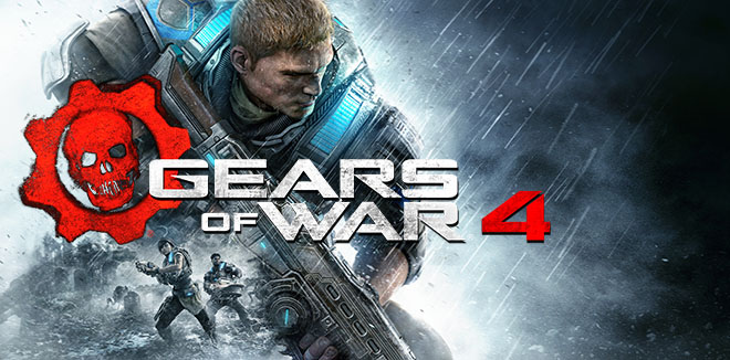 Gears of War 4 на компьютер - торрент