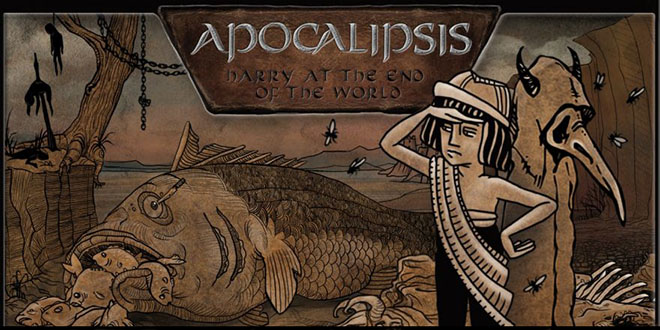 Apocalipsis: Harry at the End of the World v1.0 – торрент