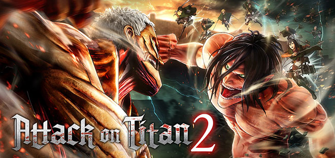 Attack on Titan 2 v1.0.2.0 – торрент