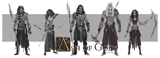 Ash of Gods: Redemption v1.0.16 – полная версия на русском