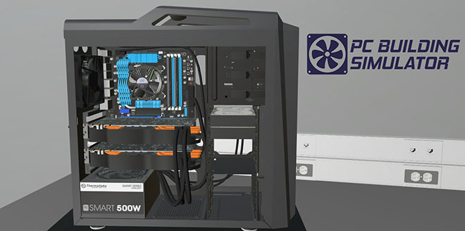 PC Building Simulator v1.8.5