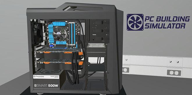 PC Building Simulator v0.7.9.1 – игра на стадии разработки