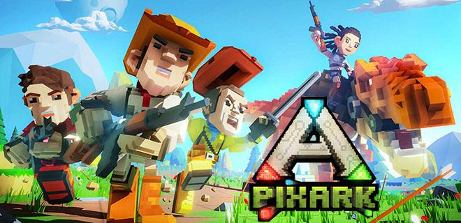 PixARK v0.1.0.291 – игра на стадии разработки