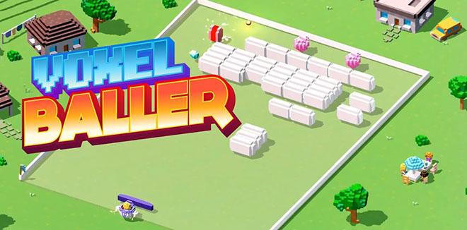 Voxel Baller – игра на стадии разработки