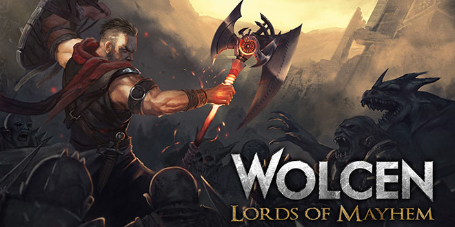 Wolcen: Lords of Mayhem v0.5.0.5c – игра на стадии разработки
