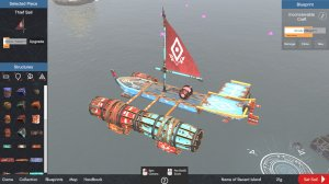 Make Sail v14.04.2018 - игра на стадии разработки
