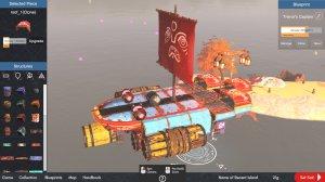 Make Sail v2018.09.13 - игра на стадии разработки