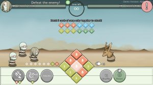 Ciel Fledge Alpha v0.41 - игра на стадии разработки
