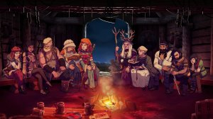 Dead In Vinland v1.11 - торрент