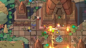 The Swords of Ditto v1.12.01 на русском – торрент