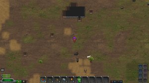 Keplerth v14 - игра на стадии разработки