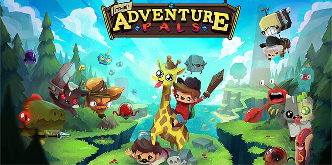 The Adventure Pals v1.9 – полная версия