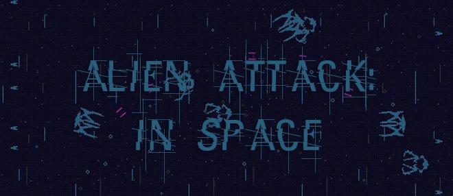 Alien Attack: In Space v1.3 - полная версия на русском