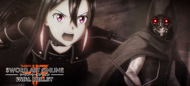Sword Art Online: Fatal Bullet v1.7.0 + DLC – Мастера меча онлайн – игра