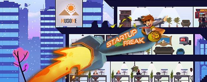 Startup Freak v0.8.1 - игра на стадии разработки