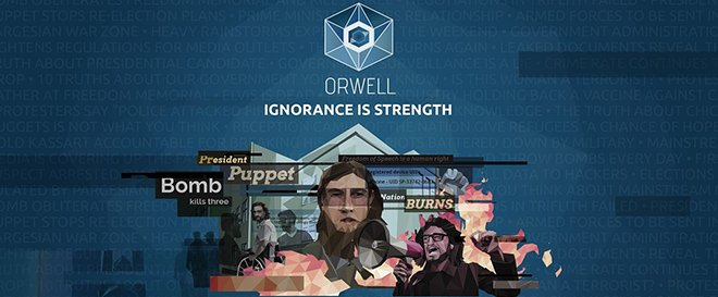 Orwell Ignorance is Strength v1.1.6771.23686