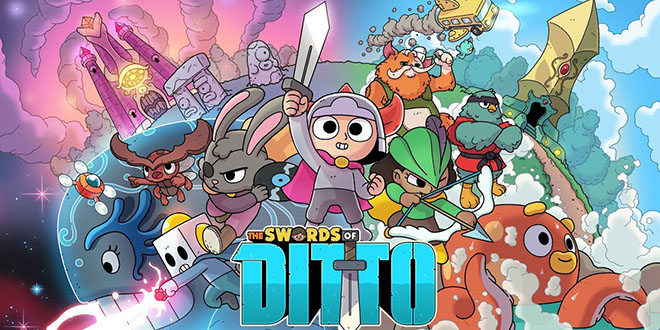 The Swords of Ditto v1.10.02 на русском – торрент