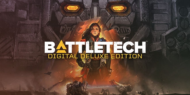 BATTLETECH Digital Deluxe Edition v1.9.1 – торрент