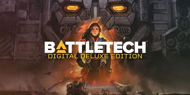 BATTLETECH Digital Deluxe Edition v270b – торрент