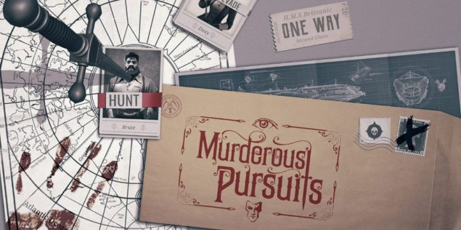 Murderous Pursuits на русском - торрент