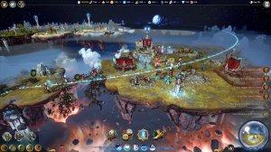 Driftland: The Magic Revival v0.5.37 - игра на стадии разработки