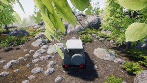 Pure Rock Crawling - игра на стадии разработки