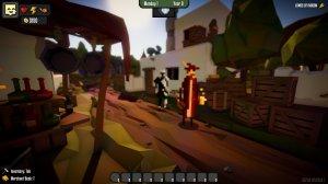 Medieval Shopkeeper Simulator v0.1.12 - игра на стадии разработки