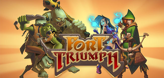 Fort Triumph v1.1.2 - игра на стадии разработки