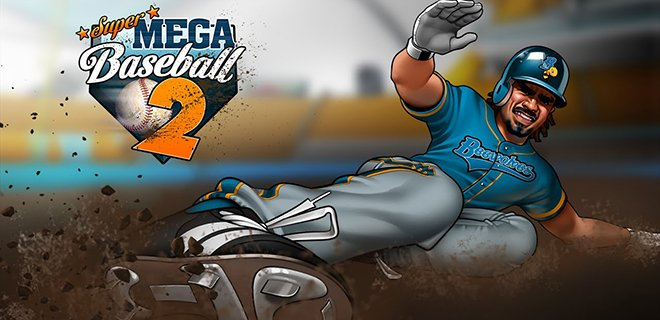 Super Mega Baseball 2 - полная версия